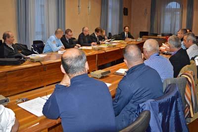 Conseil Local de Sécurité et de Prévention de la Délinquance de La Motte-Servolex