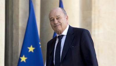 Jean-Michel Baylet, ministre de l'Aménagement du Territoire, de la Ruralité et des Collectivités territoriales