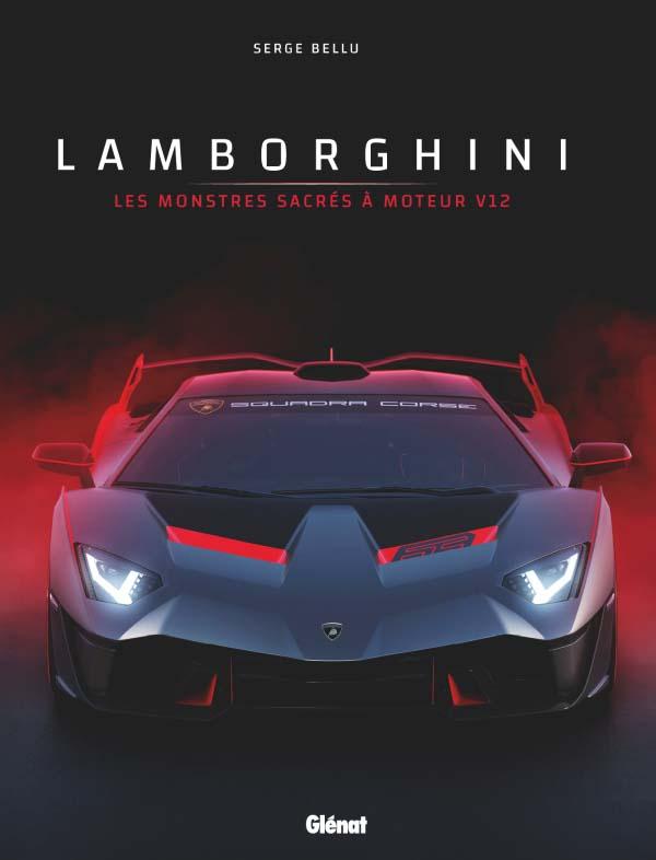 Lamborghini, de Serge Bellu