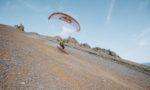 Valentin Delluc, du speed riding... sans neige !
